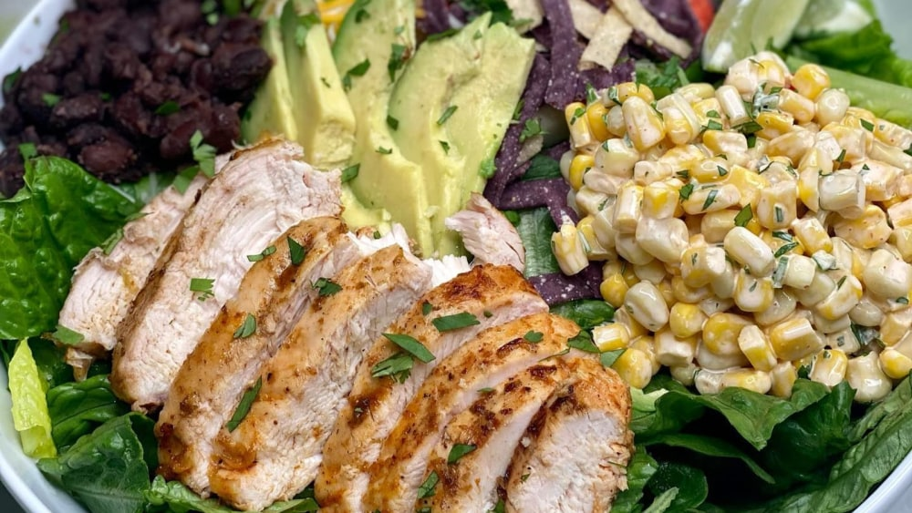 Image of Lime Heat Grilled Chicken Salad