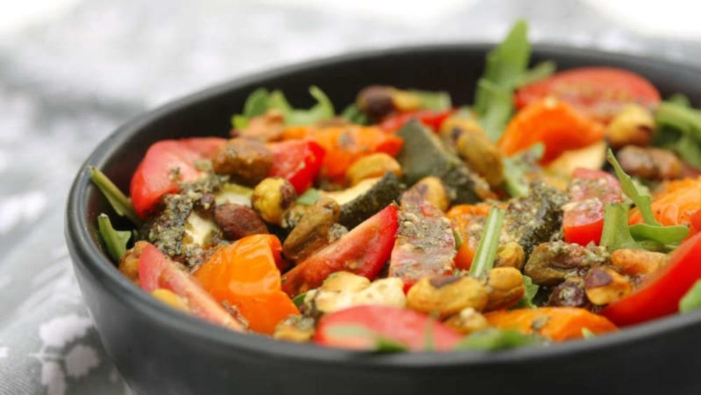Image of Fresh Vegetarian Salad