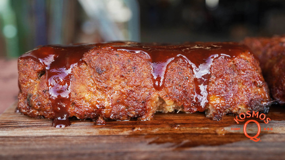 Image of The Best Smoked Meatloaf of All Time!