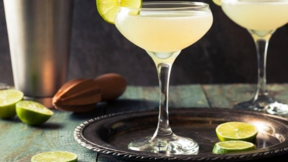 Image of Daiquiri Cocktail Recipe
