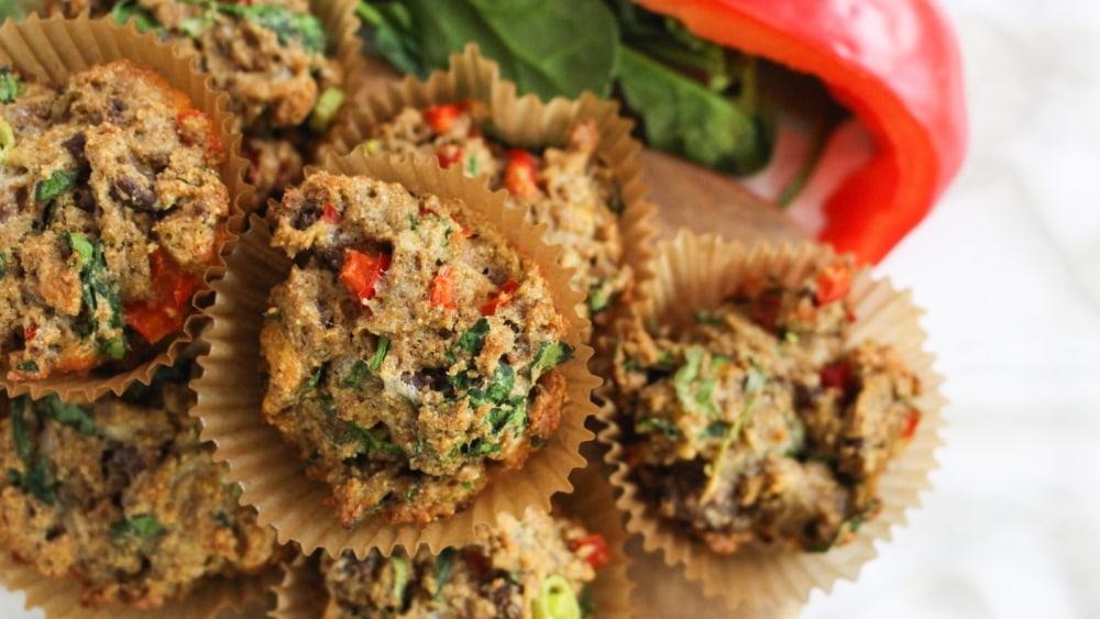 Image of Savoury Muffins