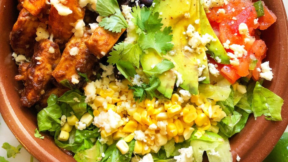 Image of Mexican Inspired Chicken Bowl