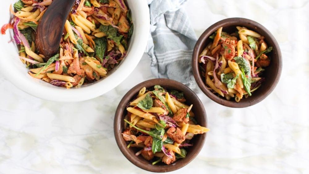 Image of Tandoori Chicken Pasta Salad