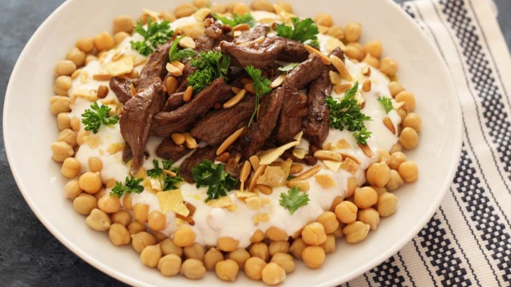 Image of Lebanese Fatteh