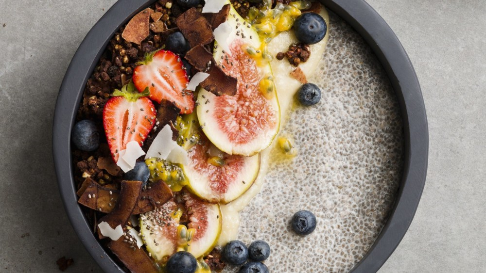 Image of Summer Berry Chia Pudding