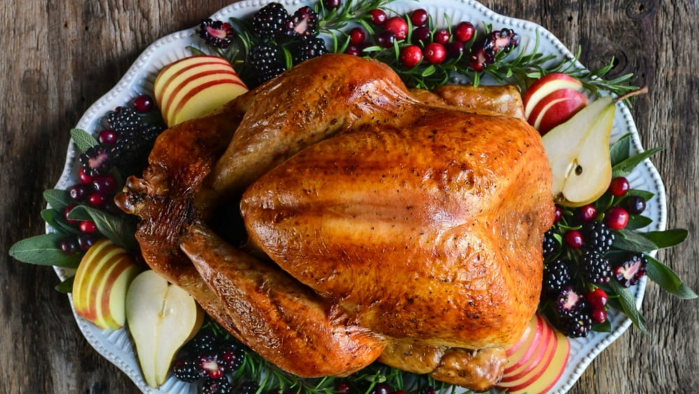 Image of Moist and Juicy Roasted Turkey (and Gravy)