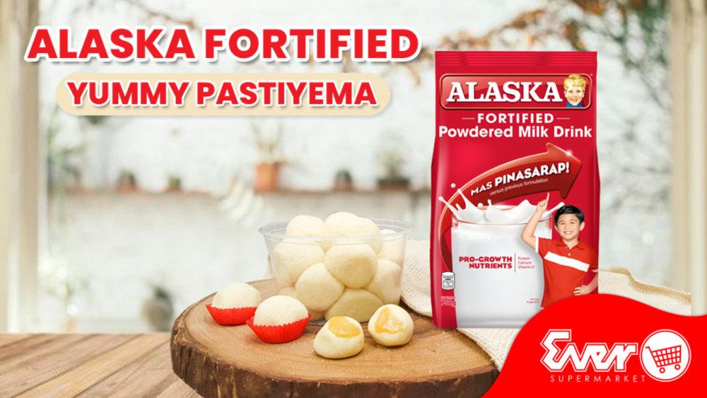 Image of Alaska Fortified Yummy Pastiyema