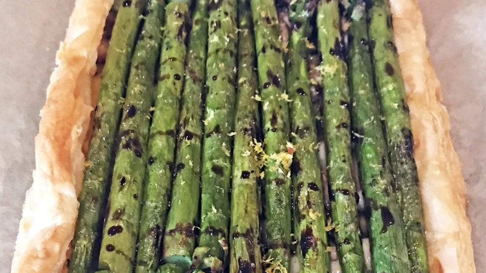 Image of Asparagus Tart