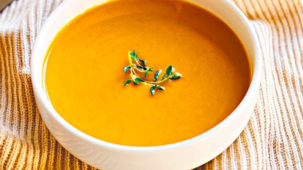 Image of Easy Pumpkin Soup