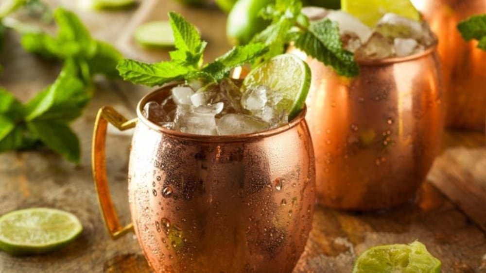 Image of Keto Moscow Mule Recipe