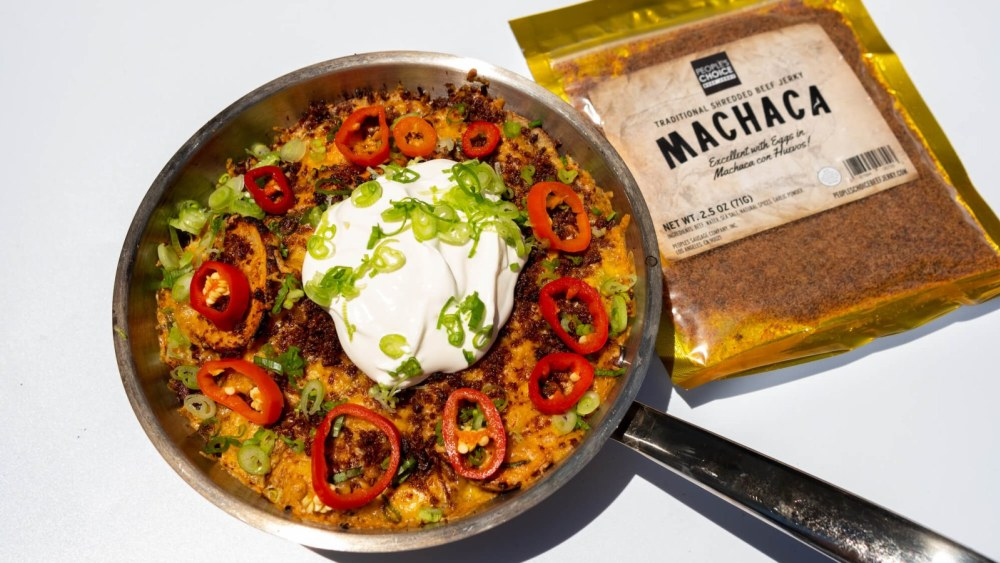 Image of Recipe: Beefed-Up Irish Nachos