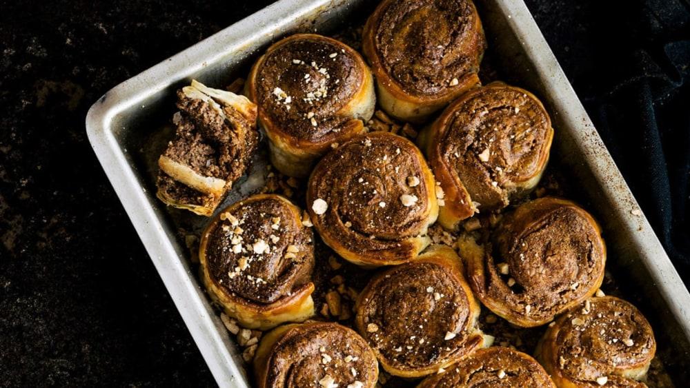 Image of Cinnamon Donut Scrolls