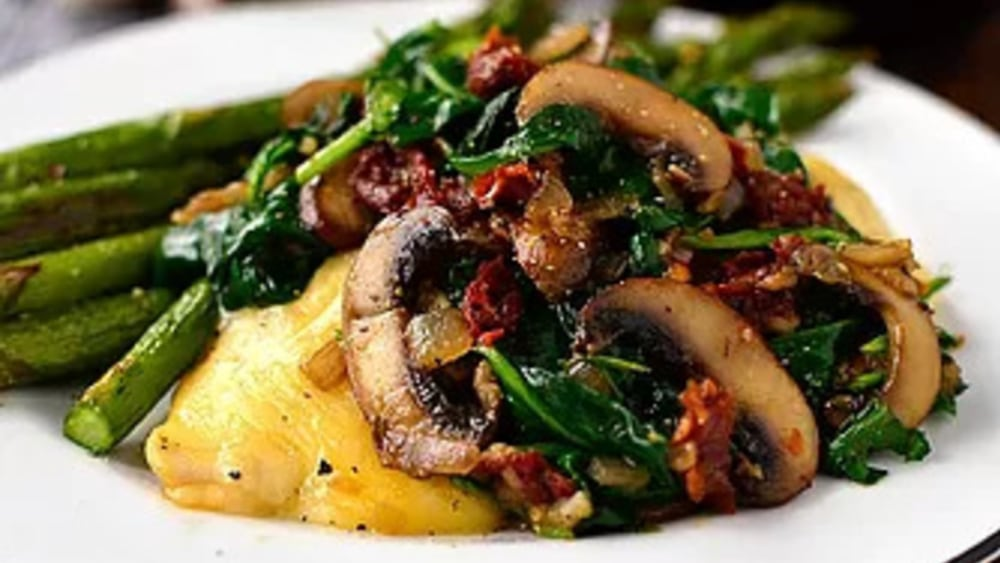 Image of Fish Fillet & Kale