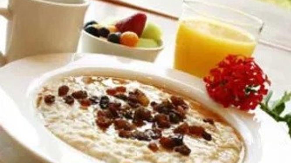 Image of African Baobab Breakfast