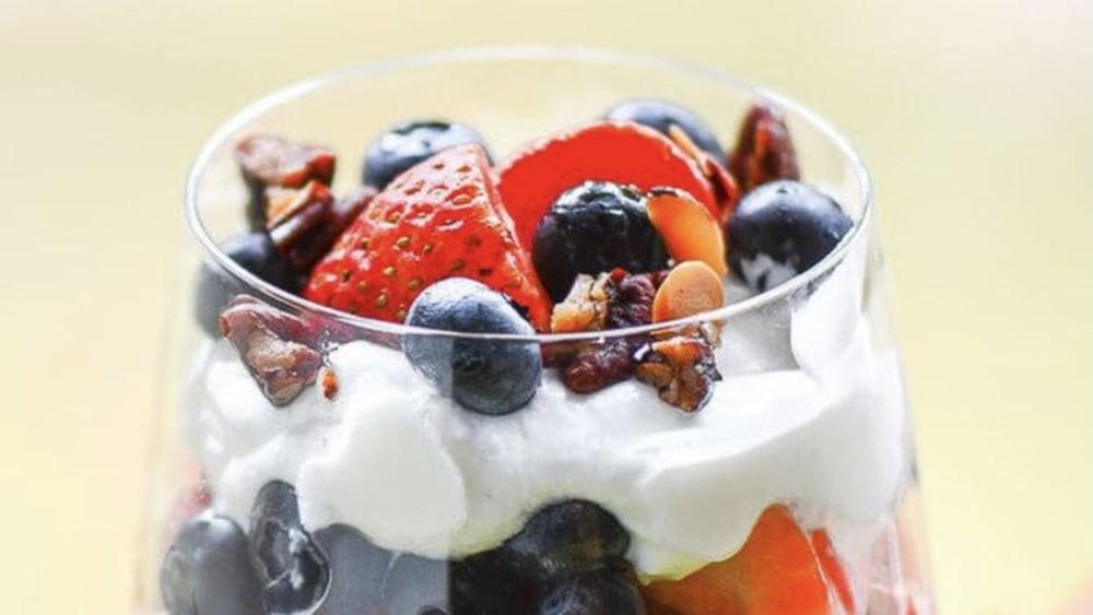 Image of Fonio Fruit Parfait