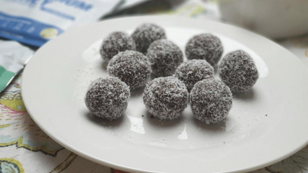 Image of Cherry Protein Balls