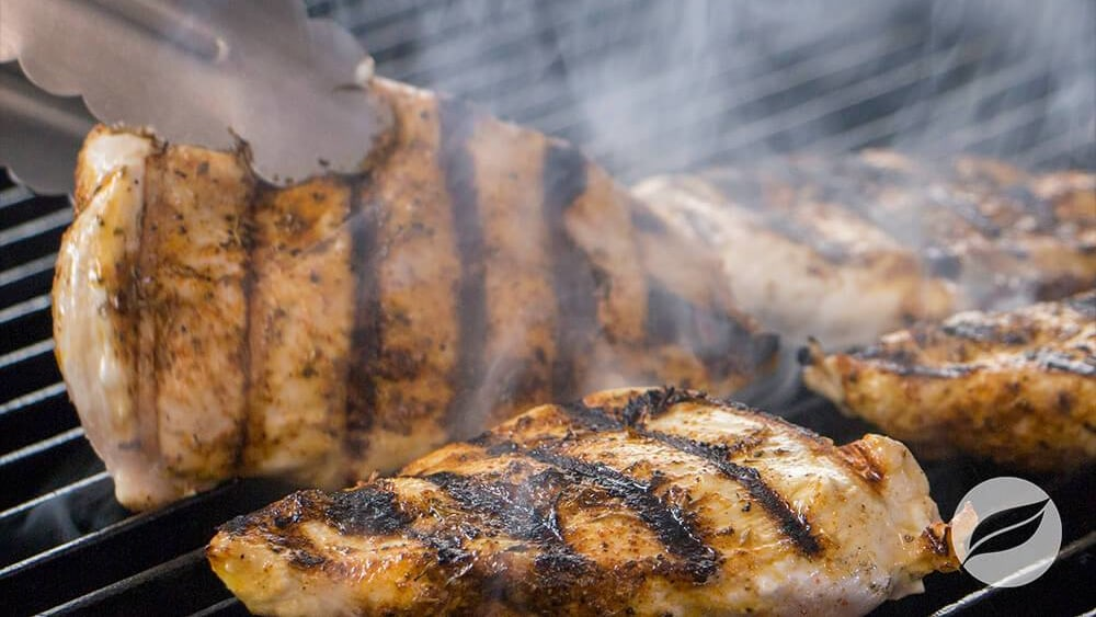 Image of Grilled Cajun Chicken