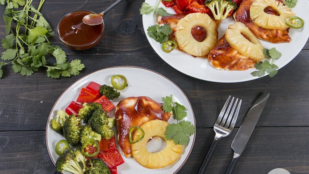 Image of BBQ Chicken Dinner