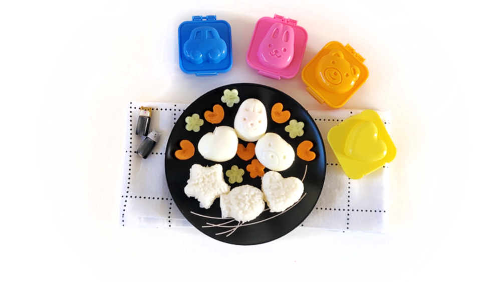 Image of Egg & Rice Shapers
