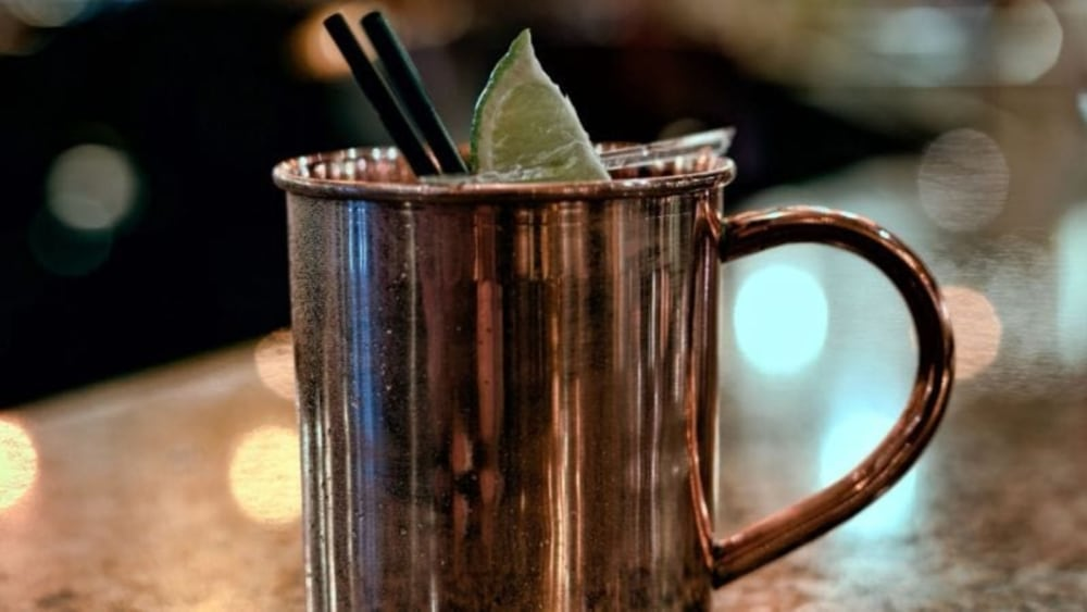 Image of Moscow Mule With Tequila