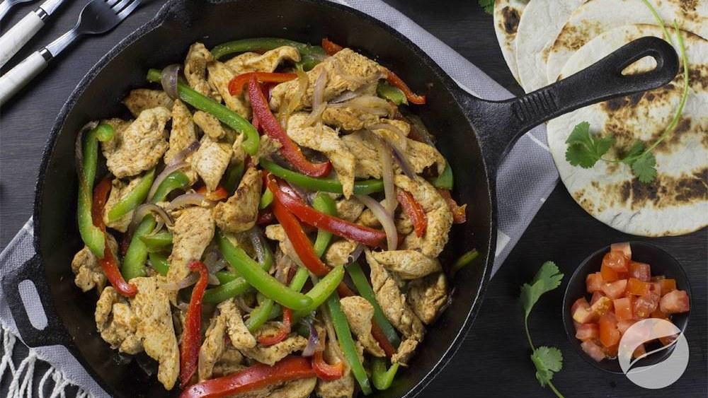 Image of Chicken Fajitas
