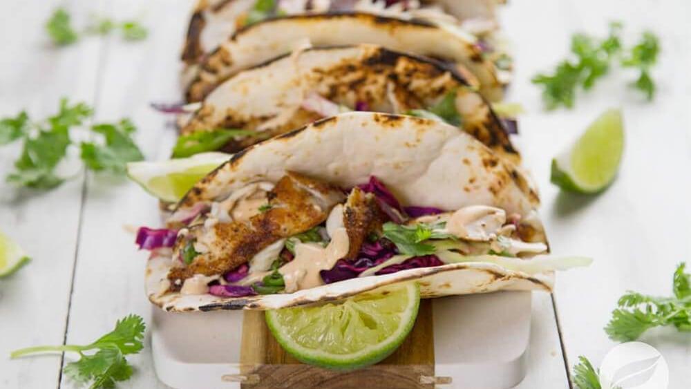 Image of Fish tacos