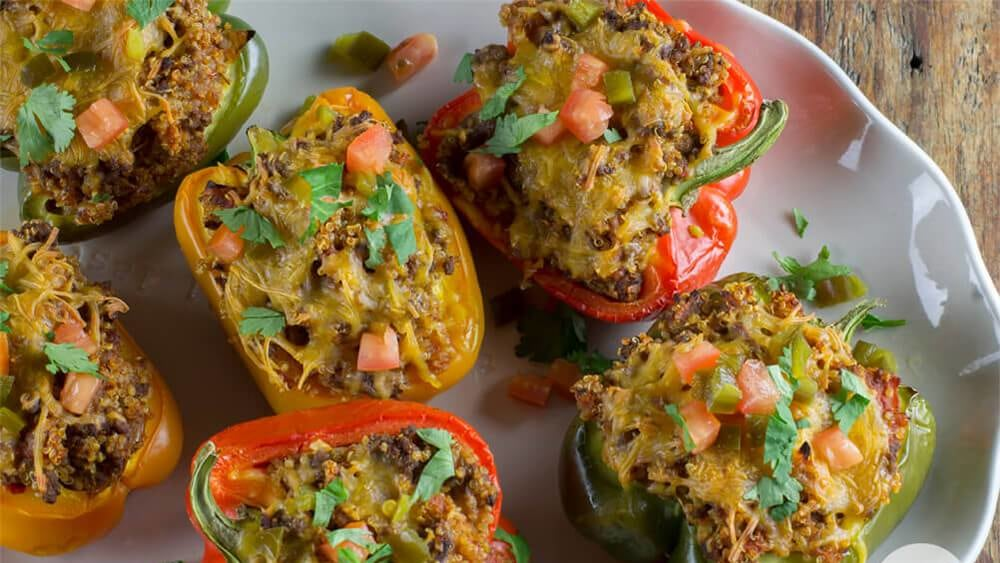 Image of Taco Stuffed Peppers