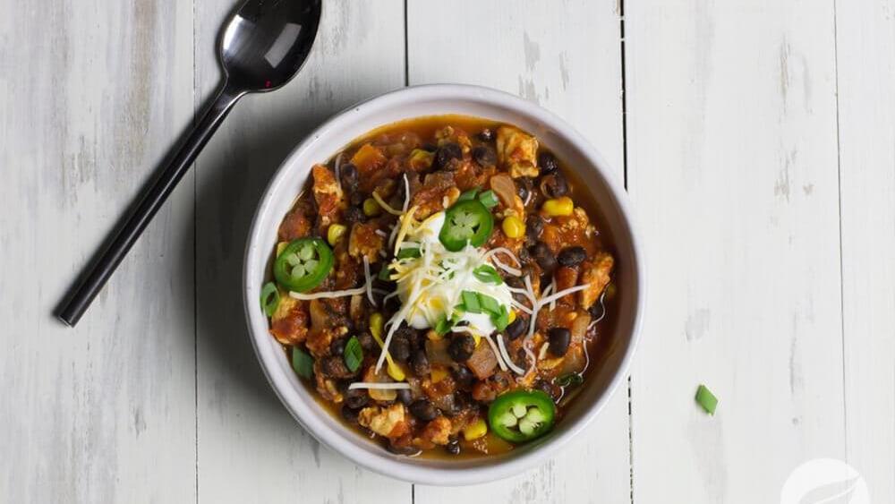 Image of Taco Turkey Chili