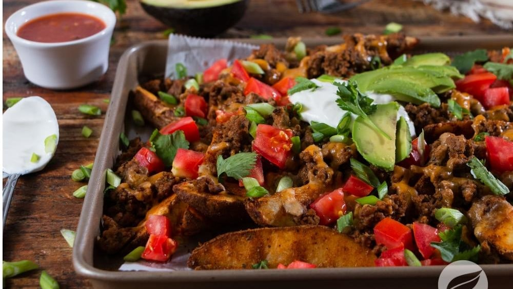 Image of Taco Loaded Wedges