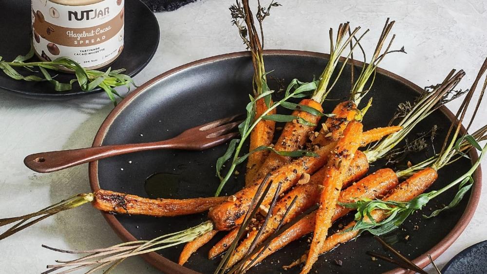 Image of Hazelnut Roasted Carrots