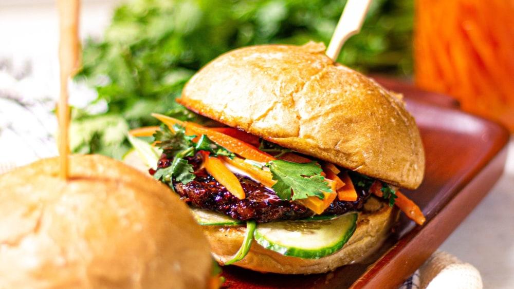 Image of Burger Banh Mi