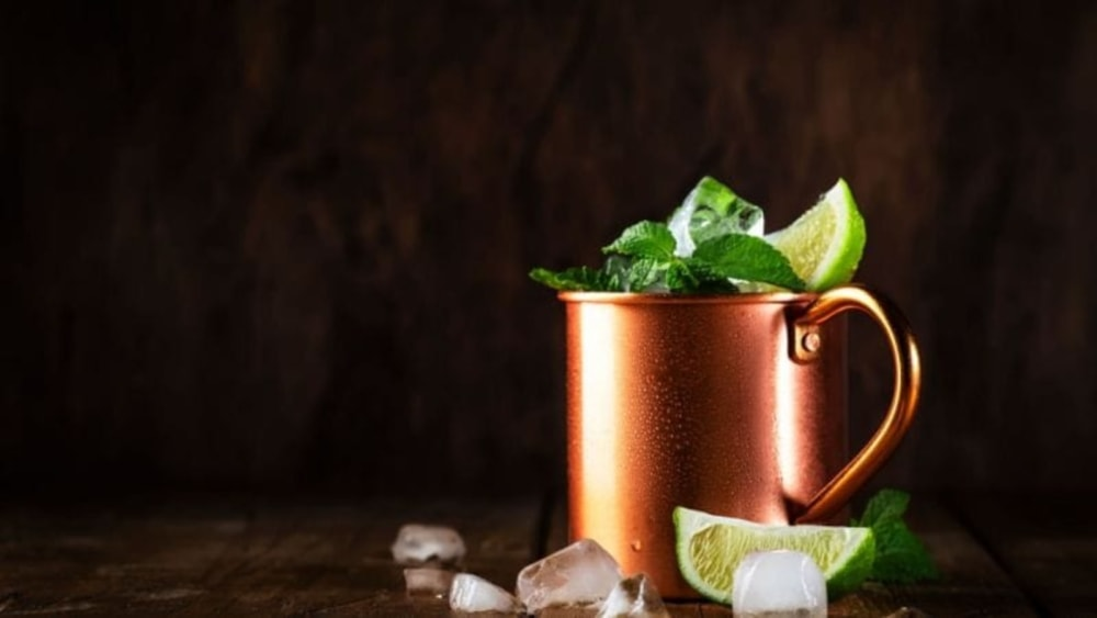 Image of Mint Moscow Mule
