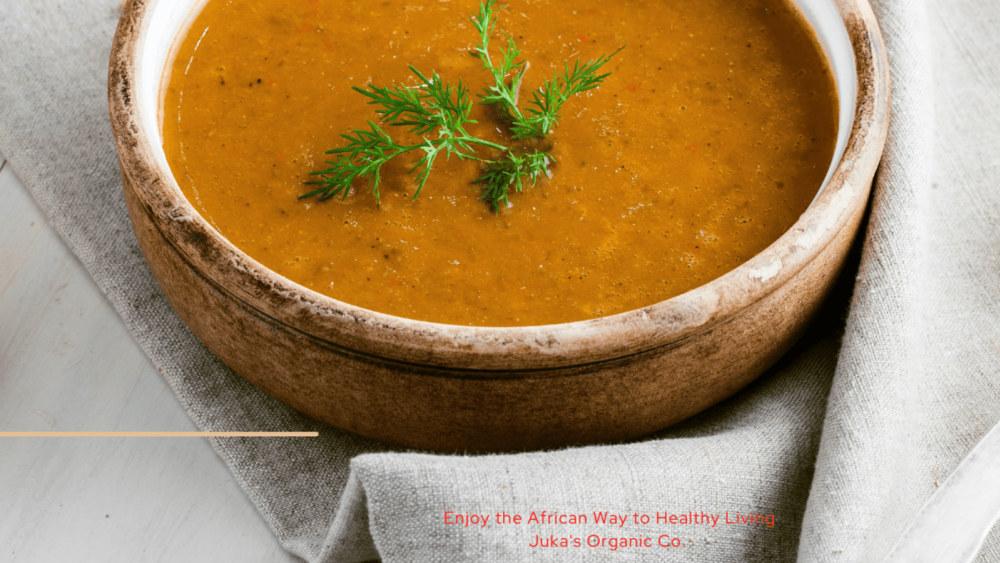 Image of lentils Soup