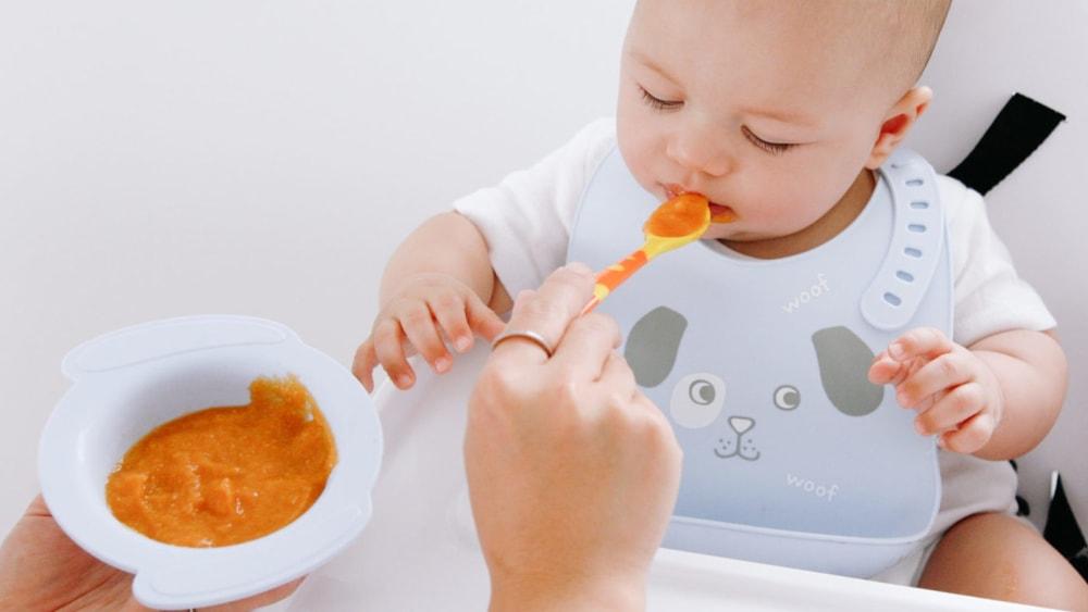 Image of Pumpkin & Avo Puree