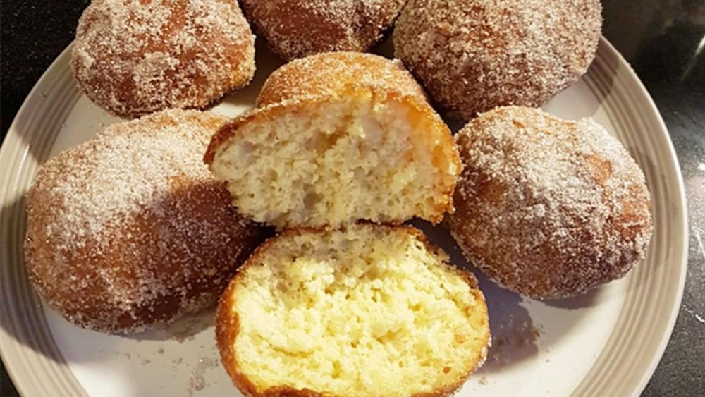 Image of Doughnut balls - a family recipe