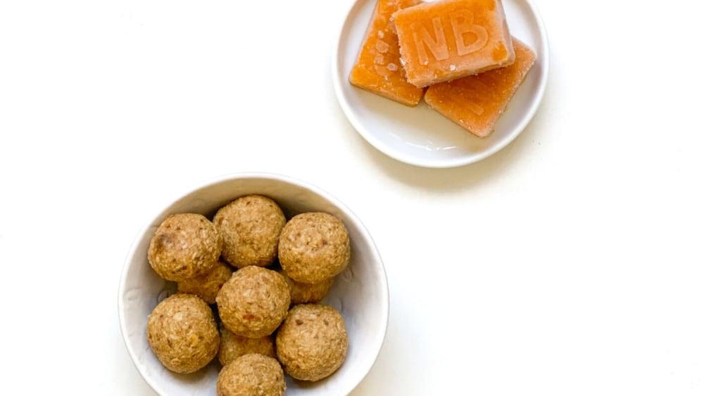 Image of Delicious Pumpkin Pie Bliss Balls