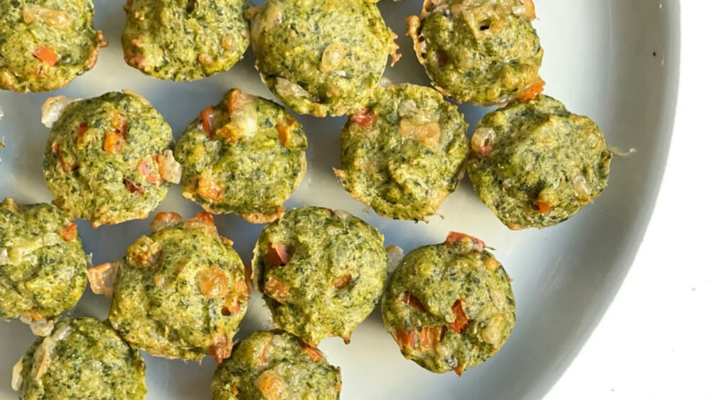 Image of Easy & Delicious Veggie Muffins