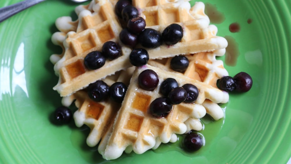 Image of Gluten Free Waffles