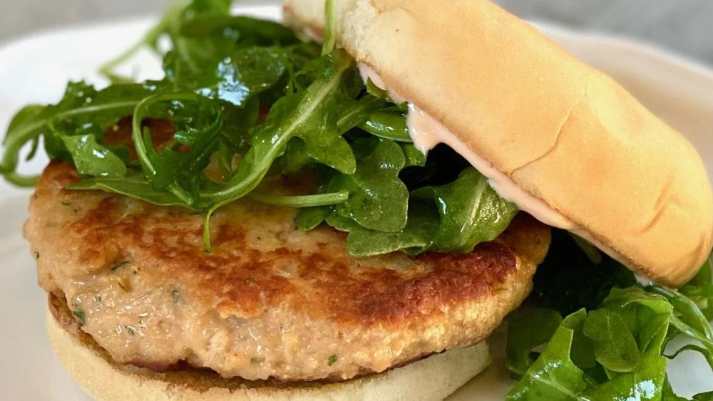 Image of Premier Catch Salmon Burgers