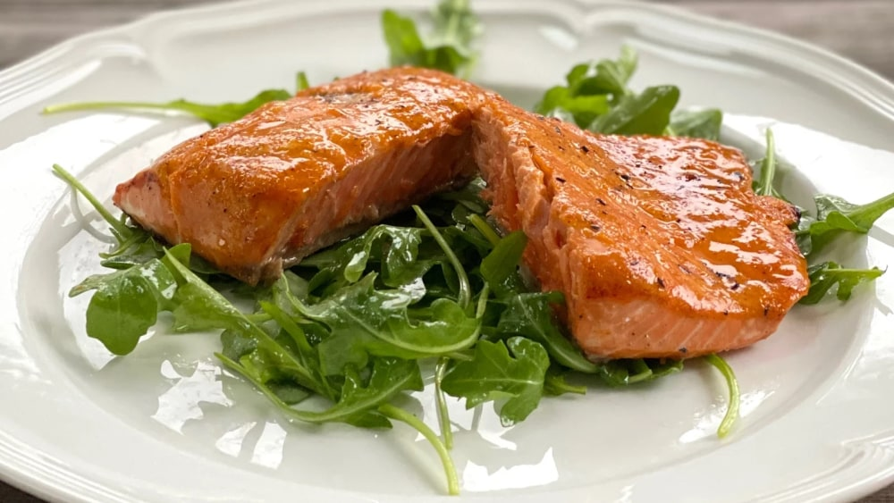 Image of Premier Catch Sriracha-Mayo Salmon