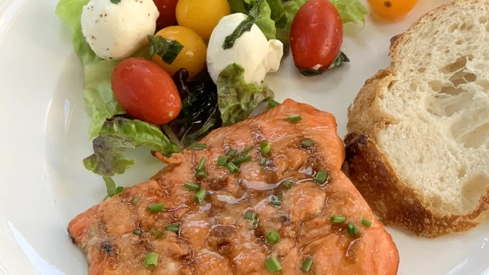 Image of Premier Catch Pacific Northwest Grilled Salmon