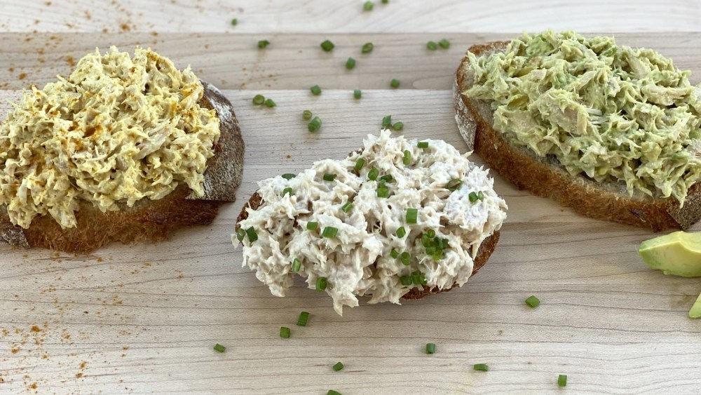 Image of Premier Catch Canned Albacore Tuna Three Ways