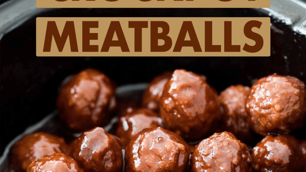 Image ofSpicy Meatballs - Crockpot Meal