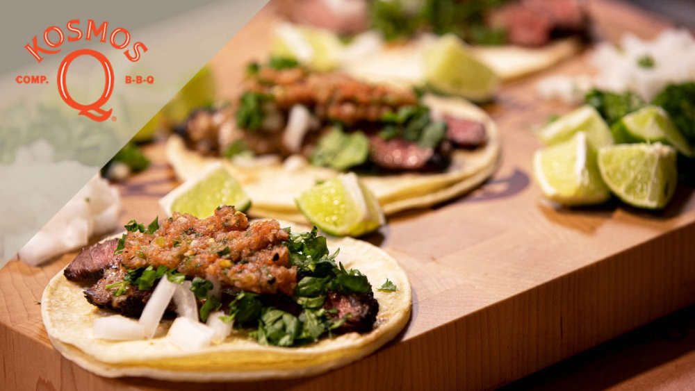 Image of Tequila Lime Steak Street Tacos Recipe
