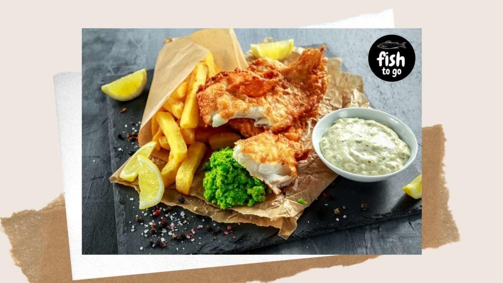 Image of Fish and Chips de Lieu Noir
