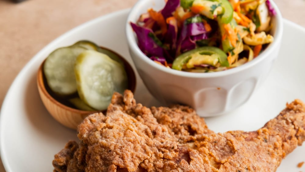 Image of Southern Sweet Tea Air Fried Chicken
