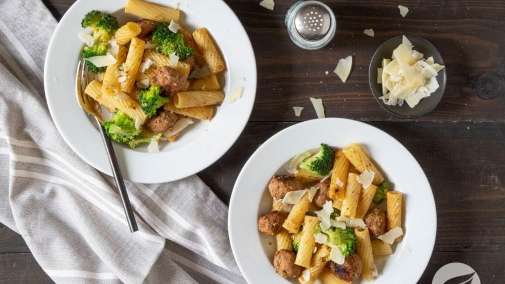 Image of Rigatoni with Turkey Sausage & Broccoli