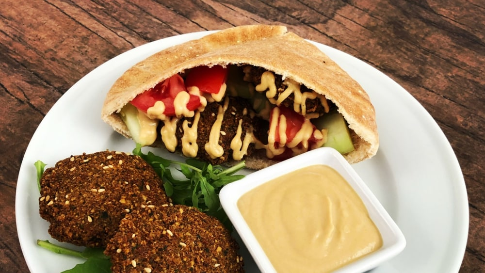 Image of Authentic Falafel