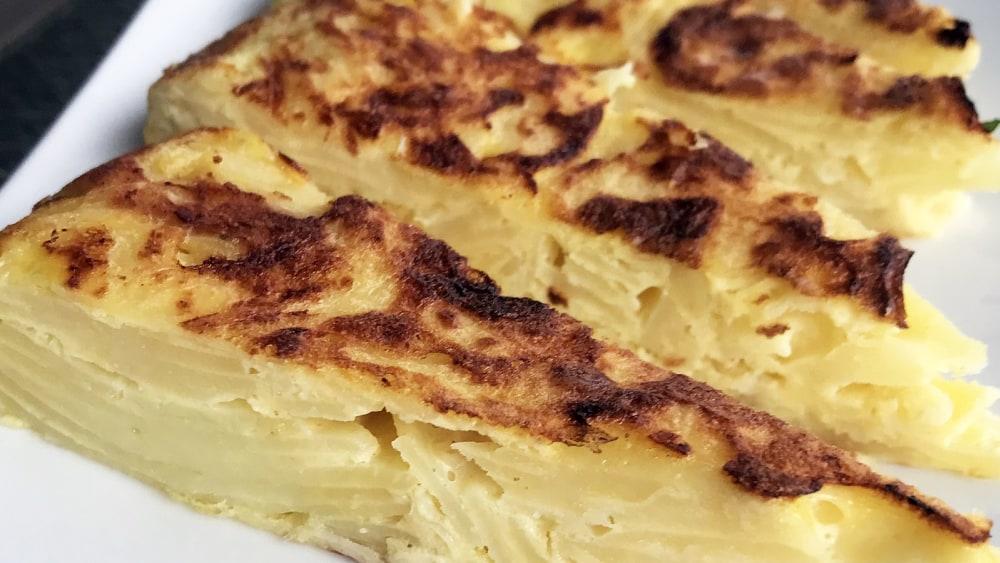 Image of Spanish Meal: Spanish Tortilla