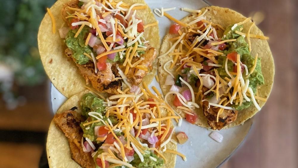 Image of Healthy Cod Tacos
